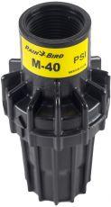 Регулятор давления: 2,80 bar, (0,45 - 5m3/ h) PSI-M40