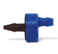 Самопробивной эмиттер ХВ-05РС,(синий), расход 1,9 л/ч