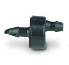 Самопробивной эмиттер XB-10PC,(черный), расход 3,8 л/ч