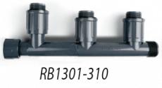 Коллектор с 3 выходами 1'' ВР X 3 1301-310