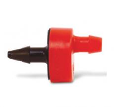 Самопробивной эмиттер XB-20PC,(красный), расход 7,6 л/ч